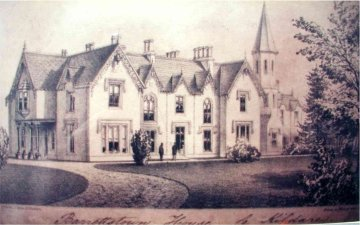 Barrettstown House