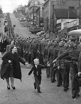 Wait for Me Daddy - British_Columbia_Regiment_1940