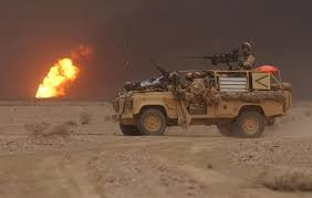 1 RIR Iraq