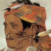 Tekumseh - Shawnee War Chief