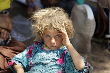 isis slave in market Mosul