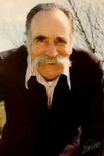William Saroyan portrait