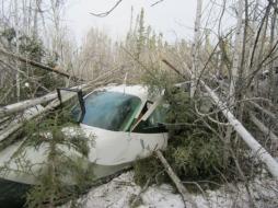 Cessna crash Canada